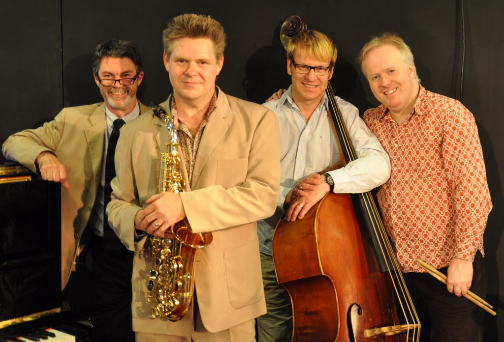 Coming soon to Jazz at Progress | Derek Nash Acoustic Quartet with special guest Martin Shaw