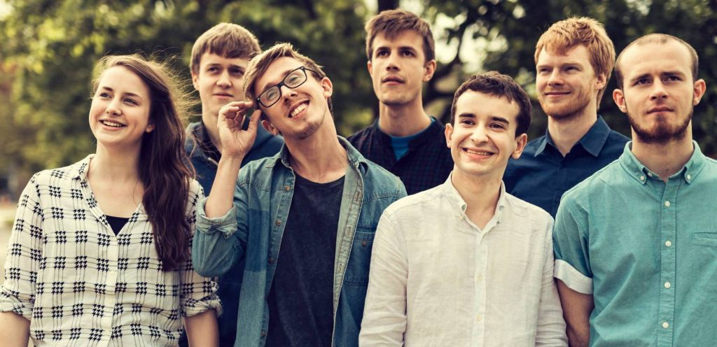Coming to Jazz at Progress 18 August | Jazz Stars of the Future | Tom Smith Septet