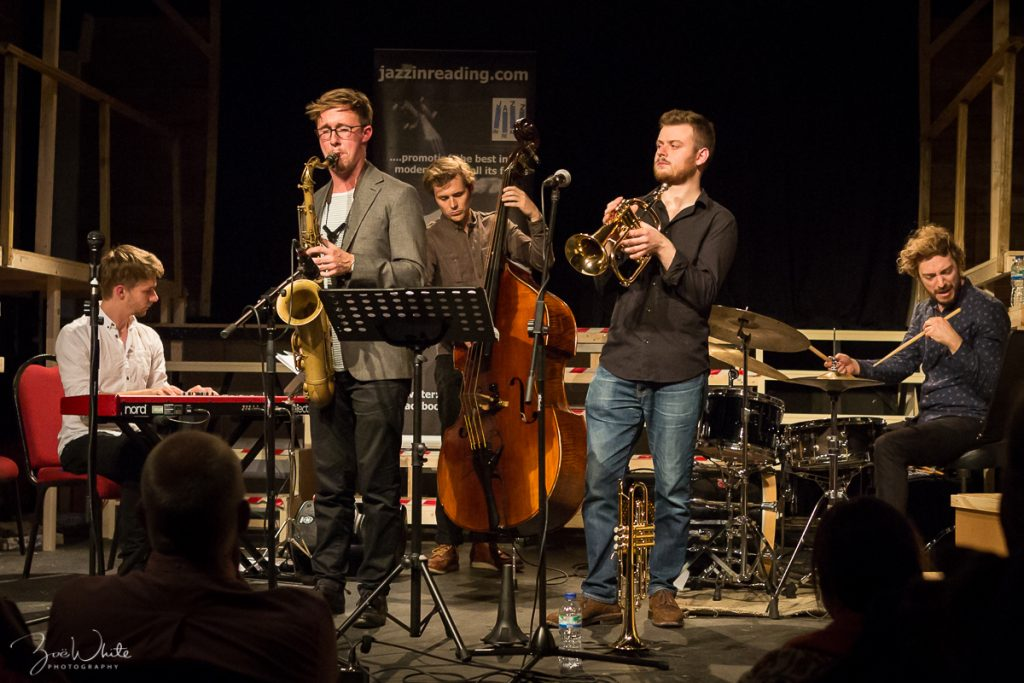 Previous Jazz at Progress | Alex Hitchcock Quintet (Photo by Zoë White)