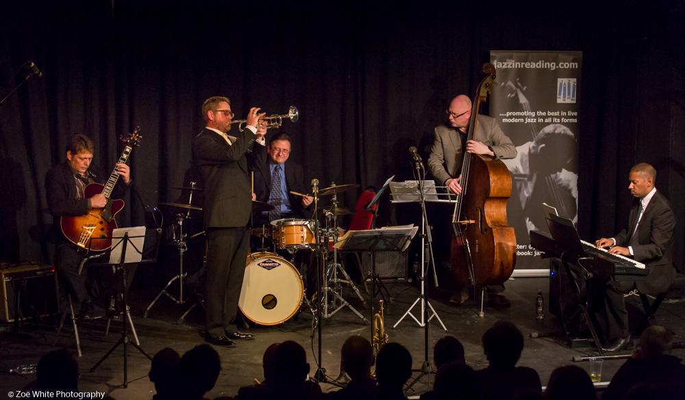 Previous Jazz at Progress | Gabriel Garrick's quintet: Expansions (Photo by Zoë White)