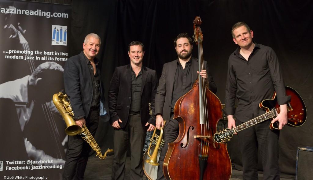 Previous Jazz at Progress   Andy Sheppard's Hotel Bristol (Photo by Zoë White)