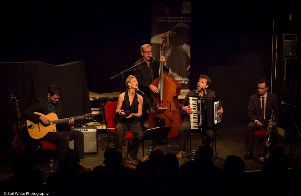 Previous Jazz at Progress   Moscow Drug Club (Photo by Zoë White)
