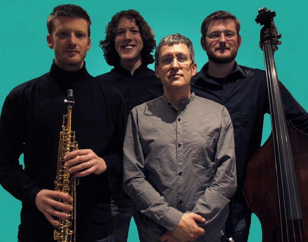 Coming 5 January to Jazz at Progress | John Law's Re-Creations