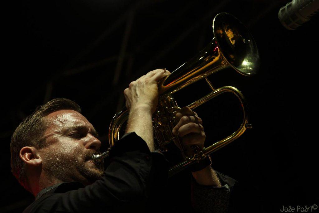 Jazz at Progress Theatre 18 October, Quentin Collins Sextet