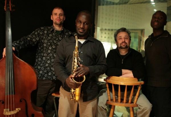 Tony Kofi Quartet..