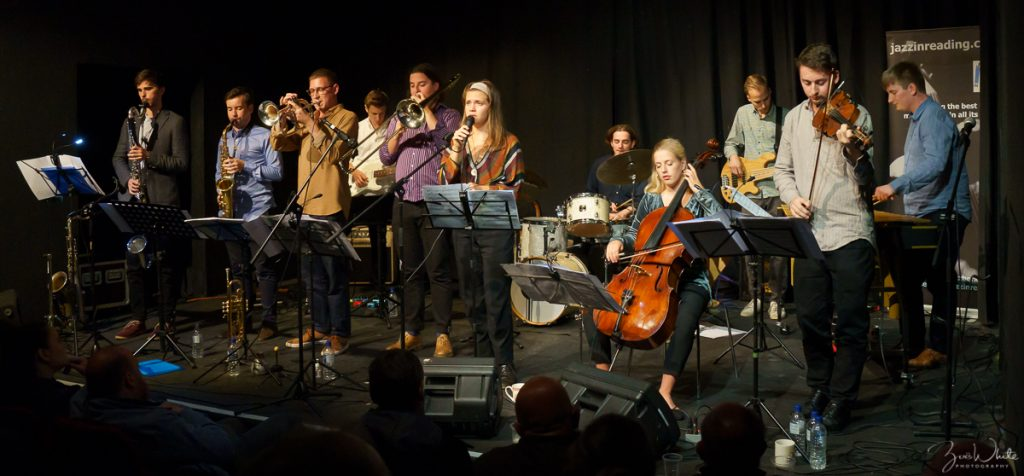 Recent Jazz at Progress | Elftet (Photo by Zoë White)
