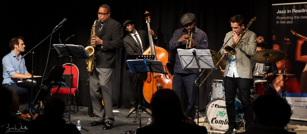 Recent Jazz at Progress | Jean Toussaint Quintet: Brother Raymond Tour (Photo by Zoë White)