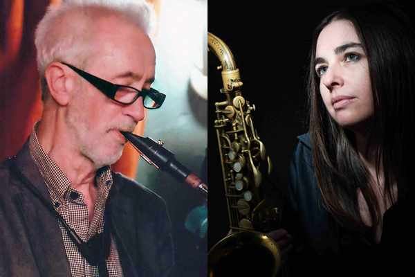 Coming to Jazz at Progress 1 September | Two of a Mind