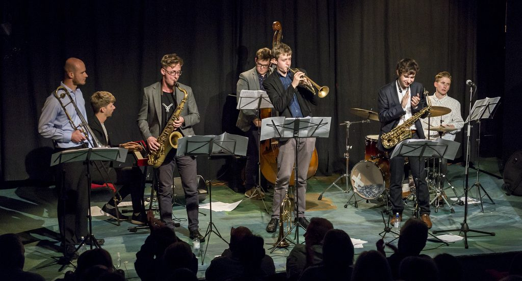 Previous Jazz at Progress  | Tom Smith Septet (Photo by Colin Swain Photography)