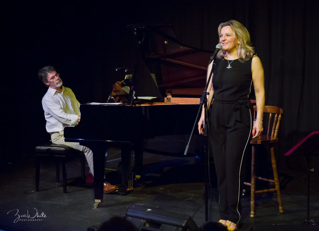 Previous Jazz at Progress | Claire Martin & Dave Newton (Photo by Zoë White)