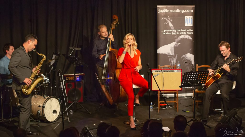 Previous Jazz at Progress | Rebecca Poole Quintet (Photo by Zoë White)