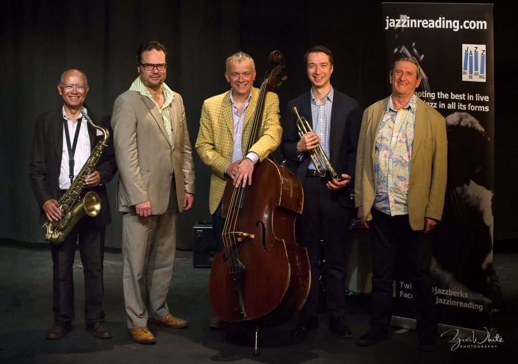 Previous Jazz at Progress | Art Themen's New Directions Quintet (Photo by Zoë White)