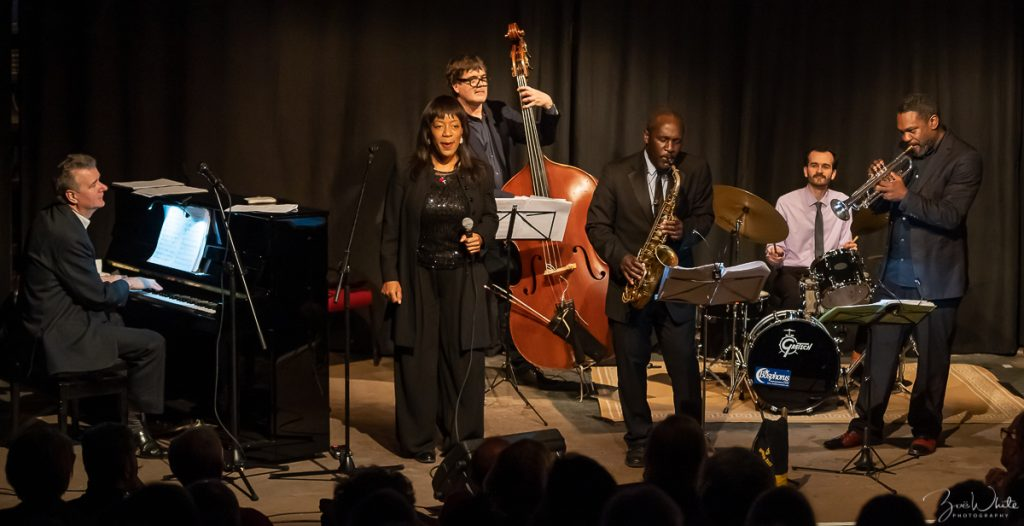 Recent Jazz at Progress | A Portrait of Cannonball featuring Tony Kofi (Photo by Zoë White)