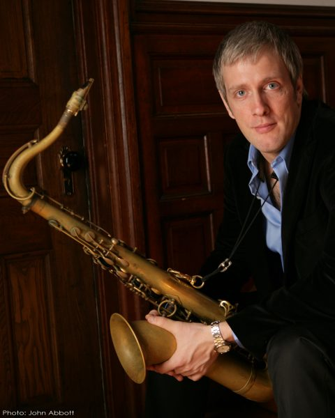 Coming 23 November to Jazz at Progress | Steve Fishwick Quintet with special guest from New York, Grant Stewart