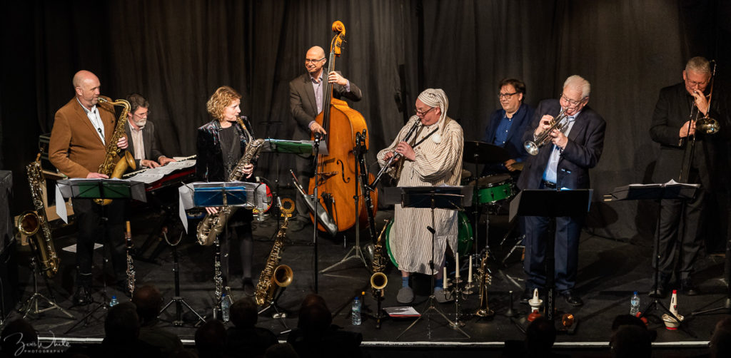 Recent Jazz at Progress | Alan Barnes presents 'A Jazz Christmas Carol'